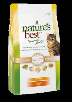 Hill's Nature's Best Chicken Adult для кошек с курицей, рисом и овощами - фото 4507