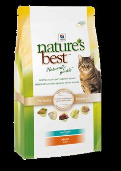 Hill's Nature's Best Adult Tuna для кошек с тунцом, рисом и овощами - фото 4508