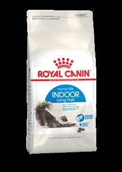 Корм для длинношерстных кошек Royal Canin Indoor Long Hair