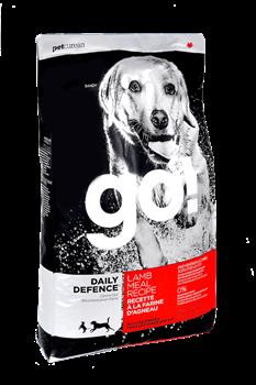 Корм для щенков и собак GO Daily Defence Lamb Meal Recipe со свежим ягненком