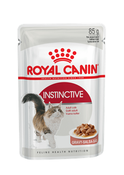 Паучи Royal Canin Instinctive в соусе