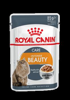 Паучи Royal Canin Intense Beauty в соусе