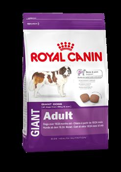Корм для взрослых собак гигантских пород Royal Canin Giant Adult