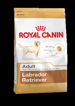 Корм Royal Canin Labrador Retriever Adult для собак породы Лабрадор Ретривер