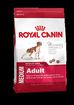 Корм для взрослых собак средних размеров Royal Canin Medium Adult