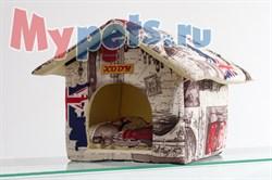 Домик Будка (флок) №1 Лондон - фото 5102