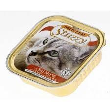 MISTER STUZZY CAT консервы для кошек 100г. с Лососем. . - фото 5192