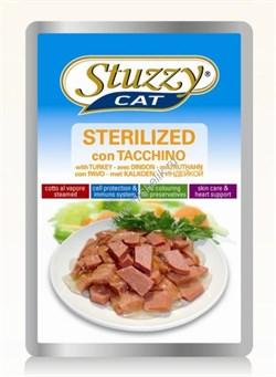 Пауч STUZZYCAT для стерилиз./кастр. кошек 100гр. - фото 5198