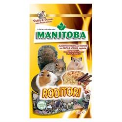 MANITOBA RODITORI корм 1кг для Грызунов6062/1 - фото 5257