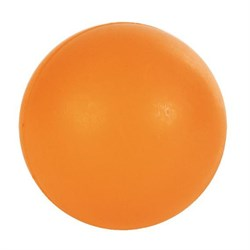 """Игрушка """"Мяч"""" литая резина, оранджевый 6,5 см - фото 5350"""