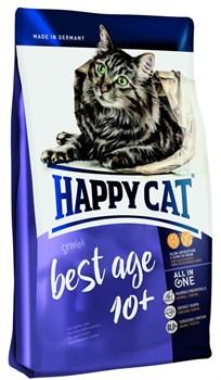 Happy Cat  Senior 10+ для пожилых кошек 1,4 кг. - фото 5381
