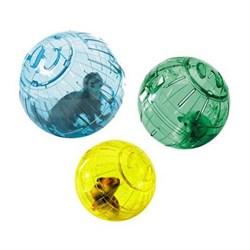 Savic Колесо-шар пластиковое для грызунов 12 см - фото 5541