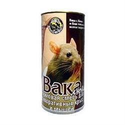 Корм Вака Люкс для крыс и мышей 800 гр - фото 5560