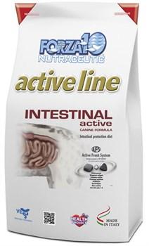 Forza Intestinal Active Полноценный диетический корм для собак 4кг - фото 5686