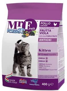 Forza Полноценный сухой корм для котят 400 гр - фото 5699