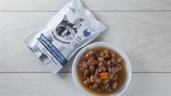 Полноценный корм для кошек Мясное ассорти с индейкой и морковью - фото 5722