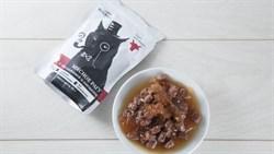 Полноценный корм для кошек Мясное рагу с телятиной и овощами - фото 5725