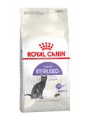 Корм Royal Canin Sterilised 37 для стерилизованных кошек