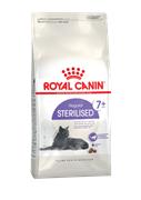 Корм Royal Canin Sterilised 7+ для стерилизованных кошек старше 7 лет