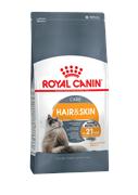 Корм Royal Canin Hair & Skin Care поддержание здоровья кожи и шерсти