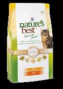 Hill's Nature's Best Chicken Adult для кошек с курицей, рисом и овощами