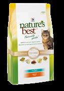 Hill's Nature's Best Adult Tuna для кошек с тунцом, рисом и овощами