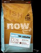Корм NOW Fish беззерновой для взрослых кошек с форелью и лососем для чувствительного пищеварения