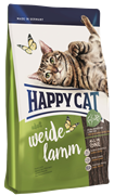 Корм для кошек Happy Cat Adult Weide-Lamm