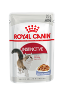 Паучи Royal Canin Instinctive в желе