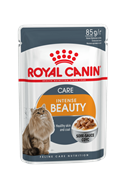 Паучи Royal Canin Intense Beauty в соусе