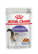 Паучи Royal Canin Sterilised в желе
