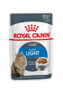 Паучи Royal Canin Ultra Light в соусе