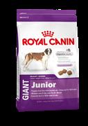 Корм для щенков гигантских пород Royal Canin Giant Junior