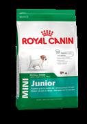 Корм для щенков мелких пород Royal Canin Mini Junior