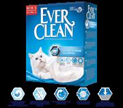 Комкующийся наполнитель Ever Clean Extra Strong Clumping Unscented без ароматизатора