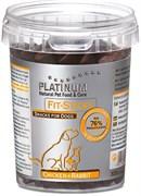 Лакомые колбаски Platinum Fit-Sticks Курица и Кролик