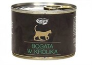 Dolina Noteci для кошек кролик 185 гр