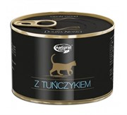 Dolina Noteci для кошек тунец 185 гр