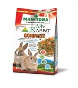 MANITOBA MY RABBIT COMPLETE корм 600г для карликовых кроликов6068/6