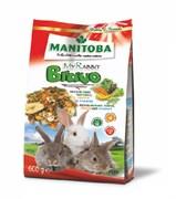 MANITOBA MY RABBIT BRAVO корм 600г для карликовых кроликов6069/6