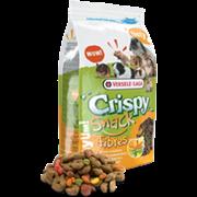 Versele-Laga CRISPY Snack FIBRES корм 650г для грызунов