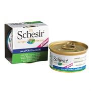 """Schesir"" консервы для котят Курица с алоэ 85гр"