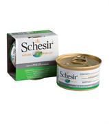 """""""Schesir"""" консервы для кошек Курица в собтвенном соку 85гр"""