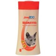 Доктор ZОО шампунь для кошек против блох и клещей 250мл