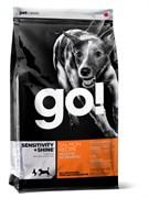 Go! для щенков и собак с Лососем и овсянкой 230г