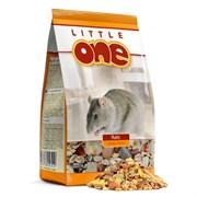 Little One Корм для крыс 900 гр