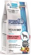 Forza корм для собак средних пород Свинина/картофель 1,5кг