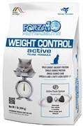 Forza Weight Control Active диетический корм для кошек 454 гр