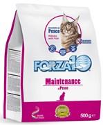 Forza Полноценный сухой корм для кошек Рыба 500 гр