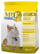 Forza Полноценный сухой корм для стерилизованных кошек 400 гр